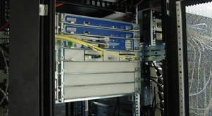 Rechenzentrum Router